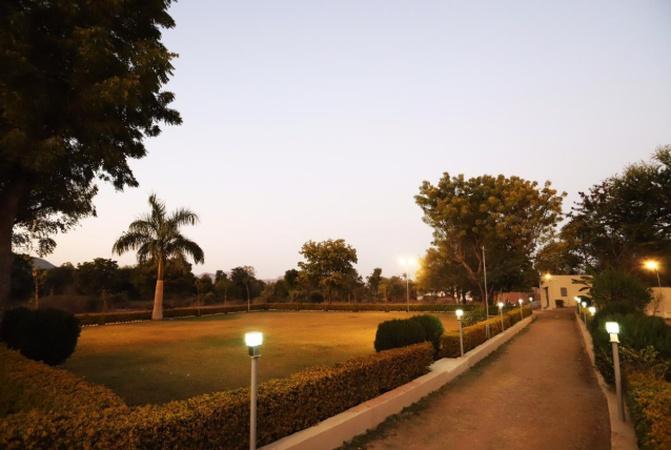 The Q Villa Badi Hawala Road Udaipur - Banquet Hall
