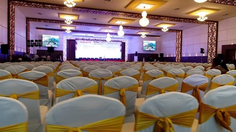 White Pearl ASR Convention Centre, Bangalore- Marriage Halls in Bangalore