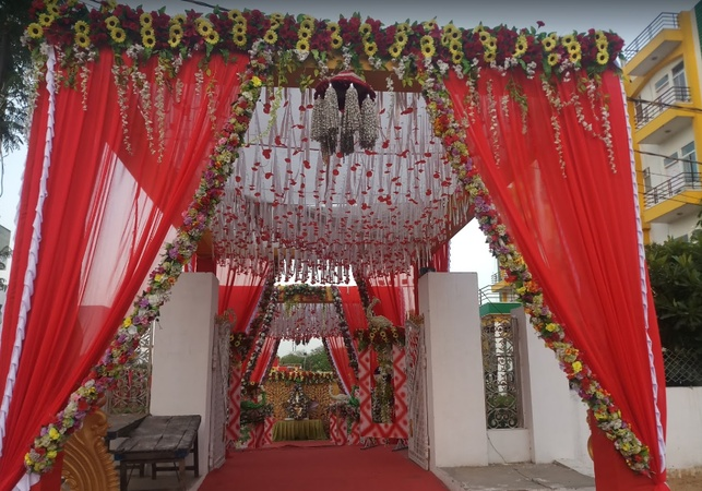 R R Marriage Garden Kanakpura Jaipur - Wedding Lawn