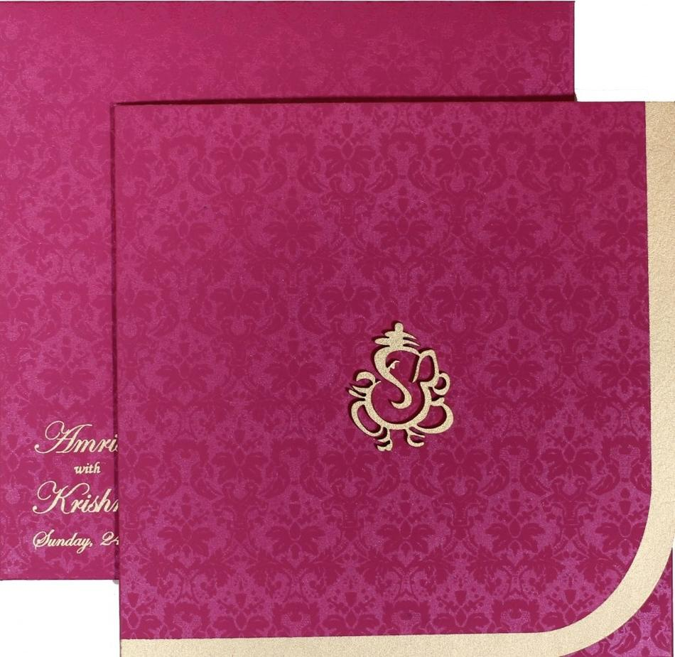 Shubhankar Wedding Invitations, Wedding Invitation Card In