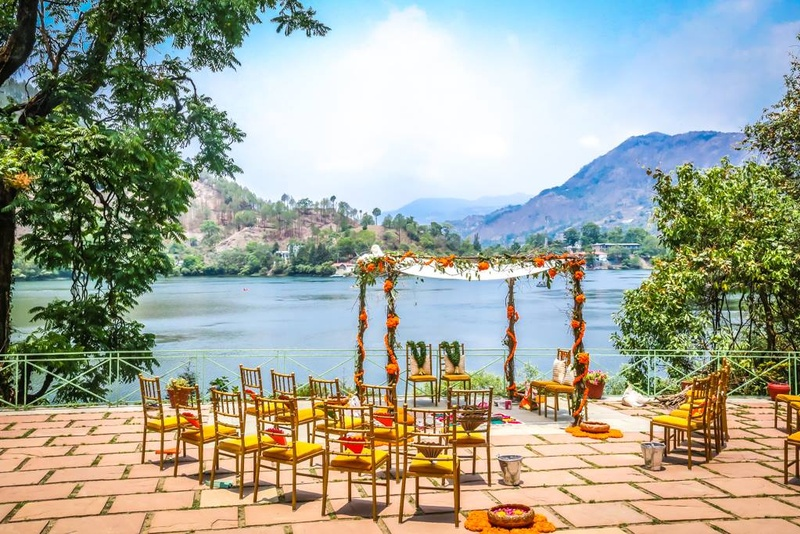 5 Offbeat Luxury Wedding Venues in Nainital to Opulently Celebrate Your Big Day