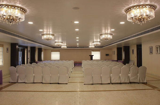 The Legend Hotel Civil Lines Prayagraj - Banquet Hall