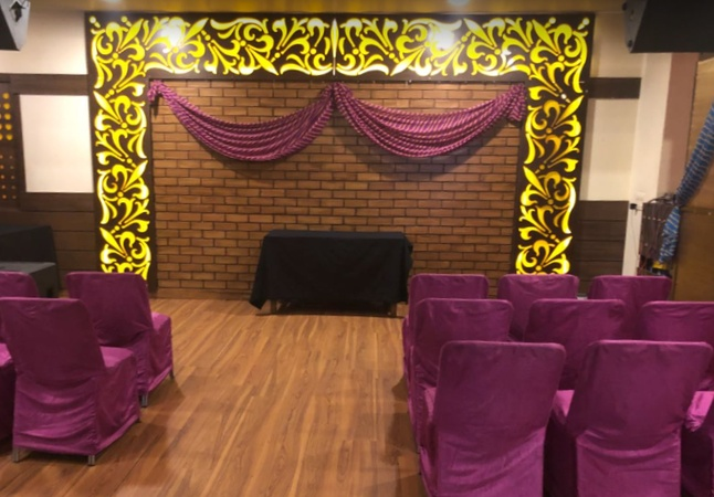 Retro House Restaurant and Banquet Ramnagar Jaipur - Banquet Hall