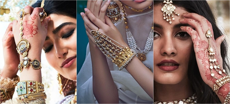 Say Hello to these 10 Stunning Haath Phools!