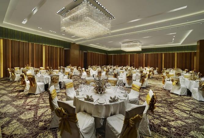 Hyatt Regency Amritsar Cantt Amritsar - Banquet Hall