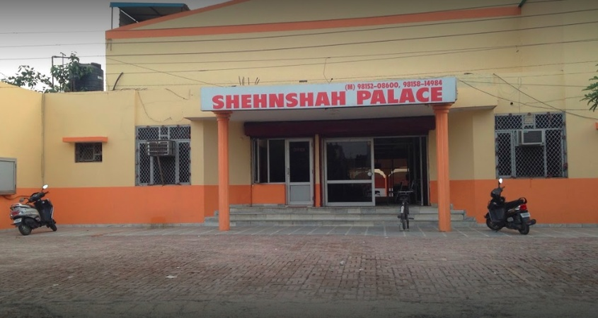 a photo of Shehnshah Palace