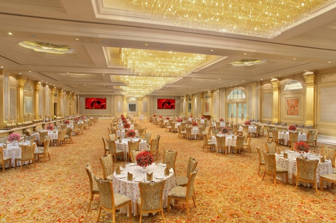 Seven Seas Hotel Rohini Delhi - Banquet Hall