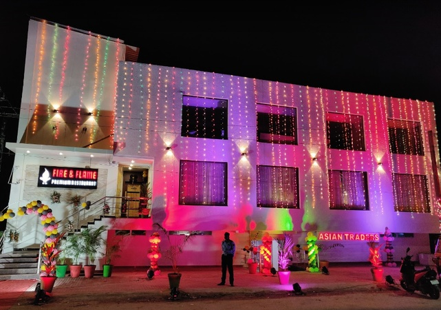 Fire and Flame Patia Bhubaneswar - Banquet Hall