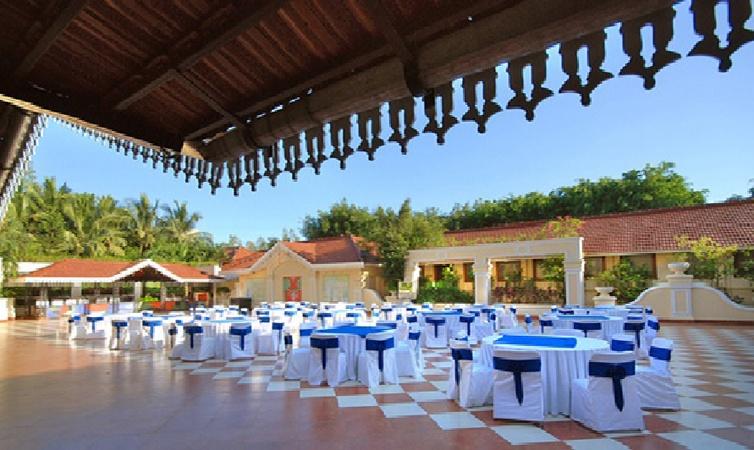 Mayfair Lagoon Jayadev Vihar Bhubaneswar - Banquet Hall