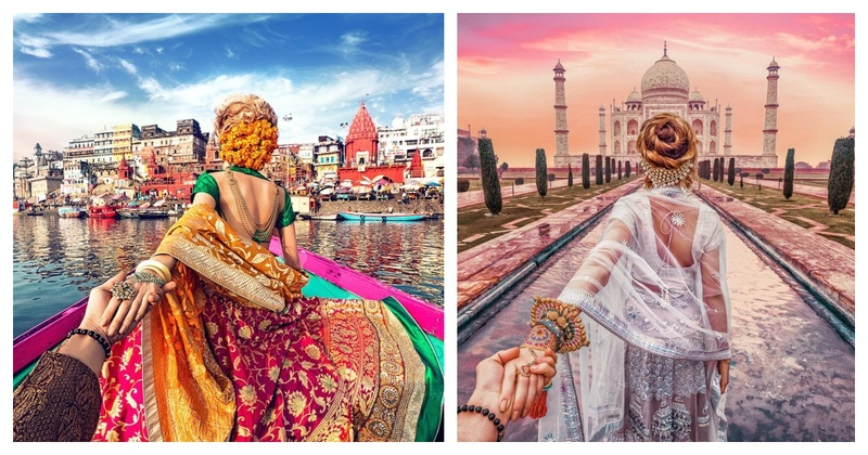 Love & Travel is a magical combination and these couple pictures are a must-have for the travel enthusiasts!