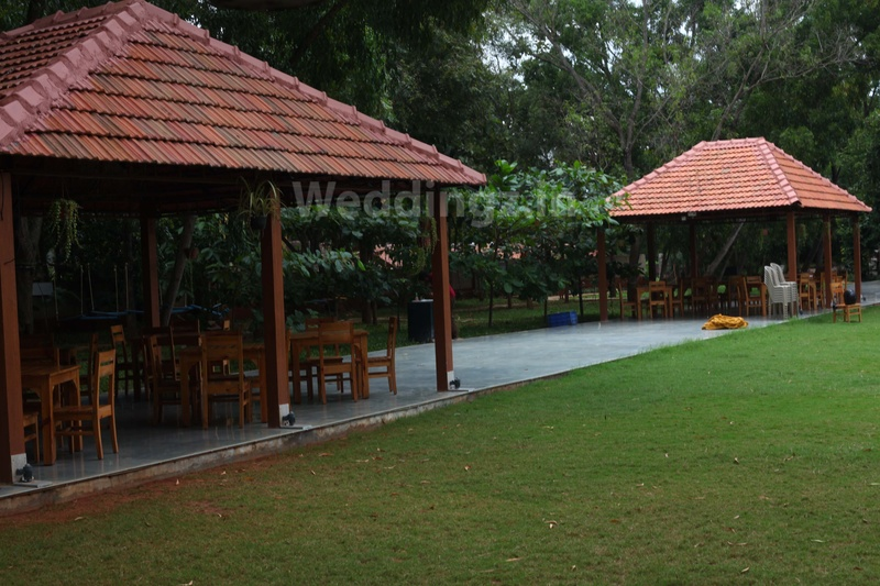 Gold Coins Club And Resort, Bangalore- Wedding Lawns in Electronic City, Bangalore
