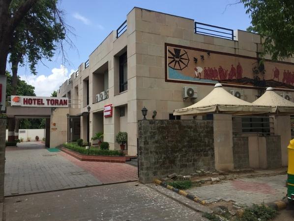 a photo of Toran Hotel