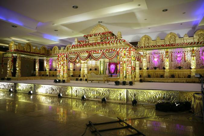 PR Decorations | Hyderabad | Wedding Planners