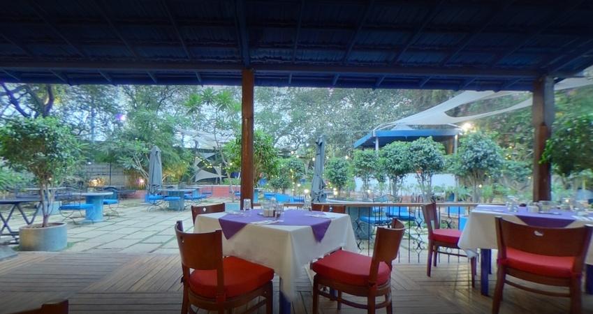 Dario's Trattoria Camp Pune - Banquet Hall