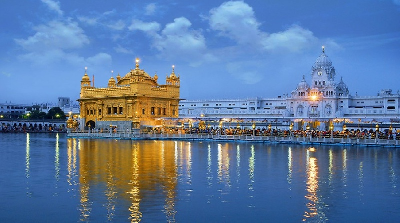 3. Golden Temple, Amritsar
