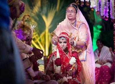 Indian bridal attire ideas