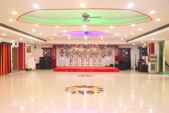 Mahamaya Heritage Marriage Garden Hoshangabad Road Bhopal - Banquet Hall