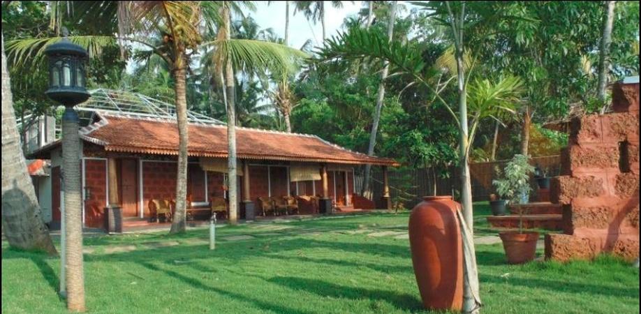 Ambadis Villas Cherai Kochi - Wedding Lawn