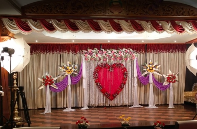 The Grand Krishna Hosur Road Bangalore - Banquet Hall