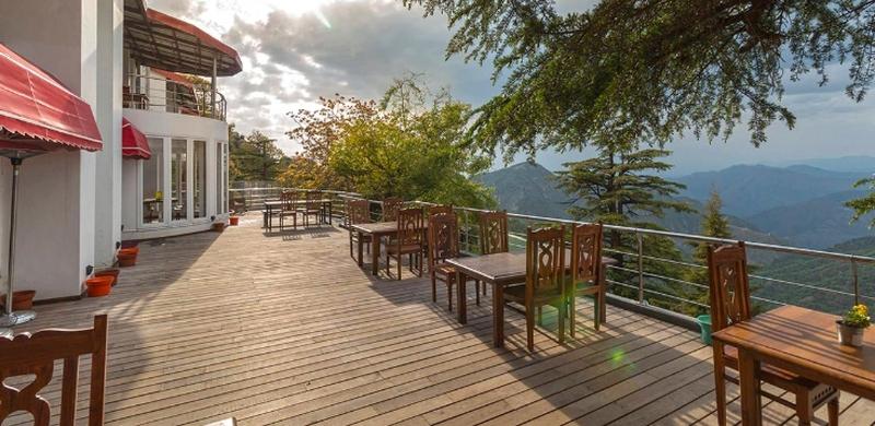 Address: Hotel Sungrace, Mussoorie