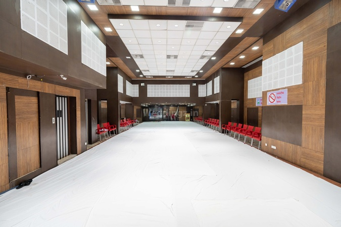 Agrawal Samaj Bhavan Athwa Surat - Banquet Hall