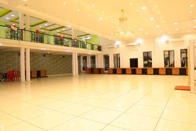 Queens Palace Hatia Ranchi - Banquet Hall