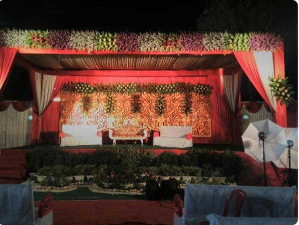Shri Siddhi Vinayak Palace Misrod Bhopal - Banquet Hall