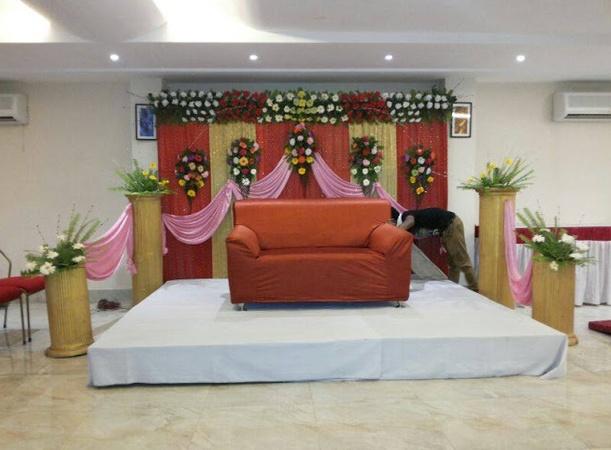 Hotel Mandiram Civil Lines Prayagraj - Banquet Hall