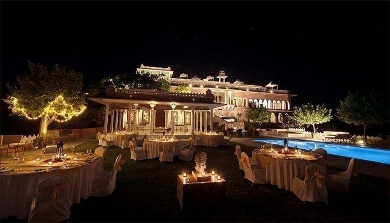 The Oberoi Udaivilas Palace, Mallatalai, Udaipur