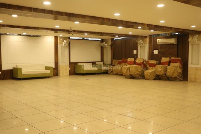 Agrawals Rajbhog Maharana Pratap Nagar Bhopal - Banquet Hall