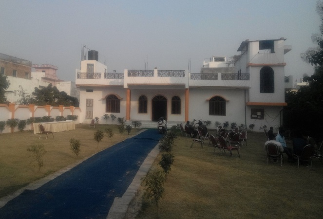 Maa Ganga Marriage Hall And Lawn Shivpur Varanasi - Banquet Hall
