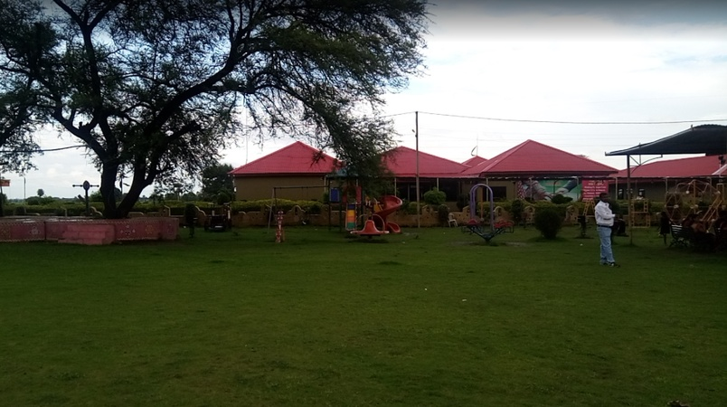 Radha Ree Dhani Indore - Bhopal Road Bhopal - Banquet Hall
