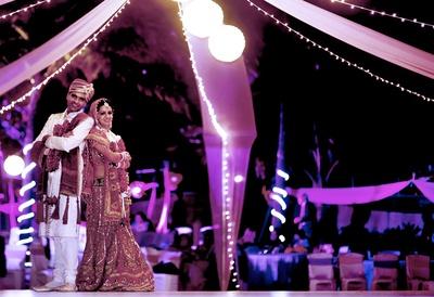 Post-wedding photoshoot by CreativEyes Photography