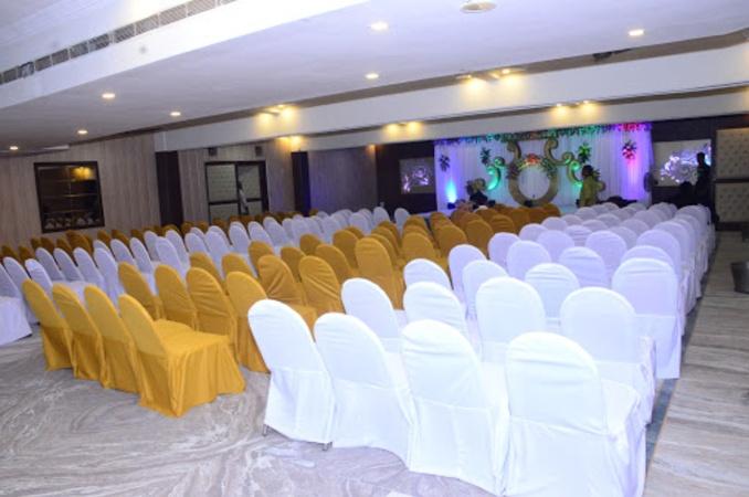 Divyansh Palace Vikas Nagar Lucknow - Banquet Hall