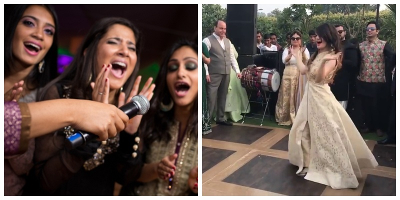 5 Fun games for your sangeet night rock and roll!