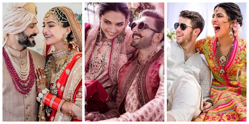 Celebrity Weddings that made the biggest of Headlines in 2018! #Wz2018Rewind