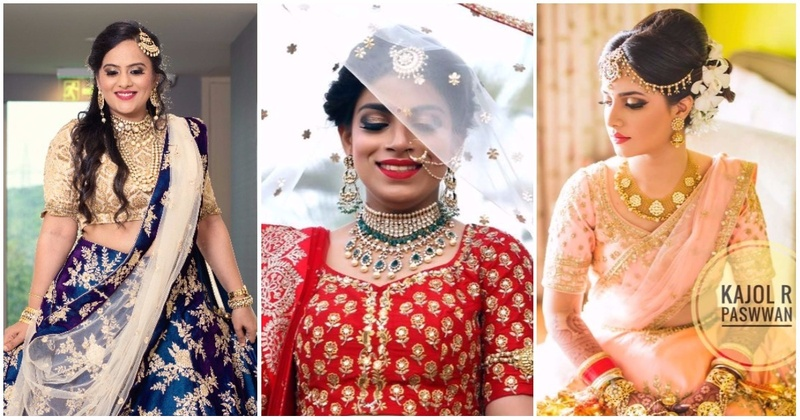 10 Wedding Make-Up Tips And Ideas All Indian Brides Must Know! #Essentials