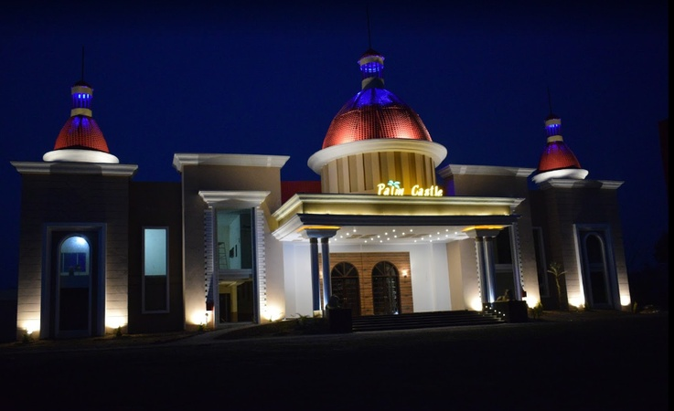 Palm Castle Resorts Morinda Chandigarh - Banquet Hall