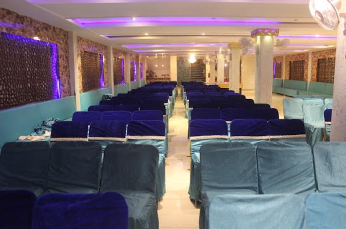 Hotel Silver 7 Gomti Nagar Lucknow - Banquet Hall
