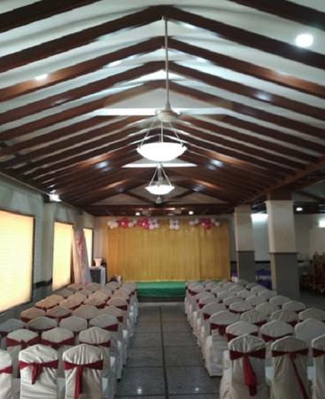 Hotel Brundavan Pride Dilsukhnagar Hyderabad - Banquet Hall