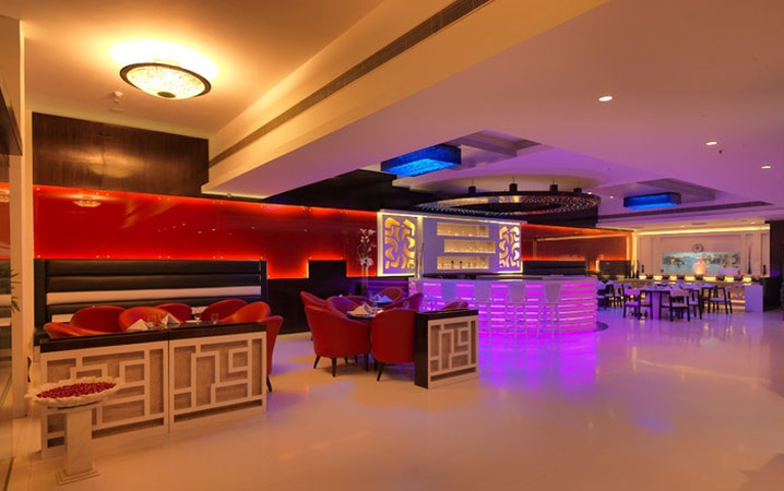 Effotel Sector 29 Gurugram - Banquet Hall