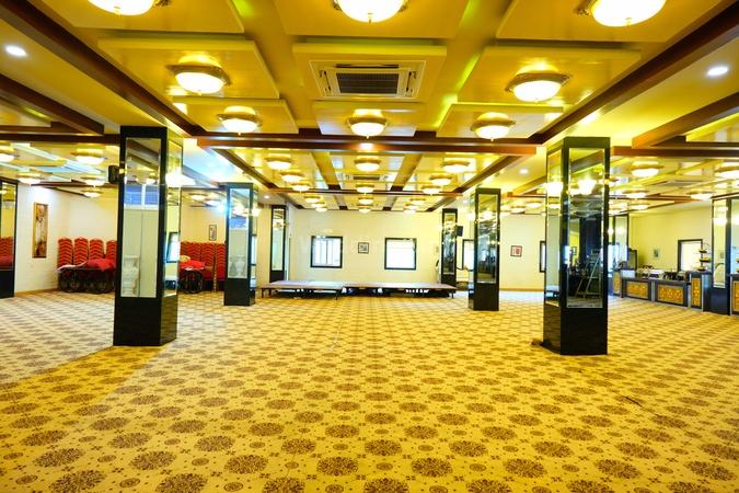 Arora Banquets Begumpet Hyderabad - Banquet Hall