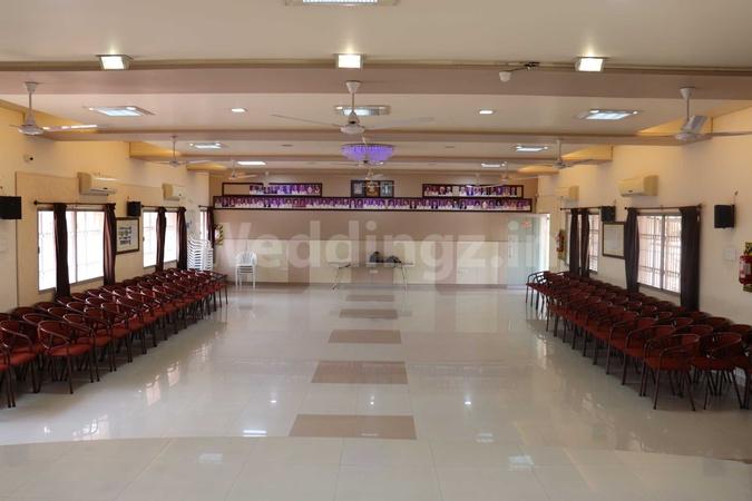Sindhu Sadan Community Hall R.S. Puram Coimbatore - Banquet Hall