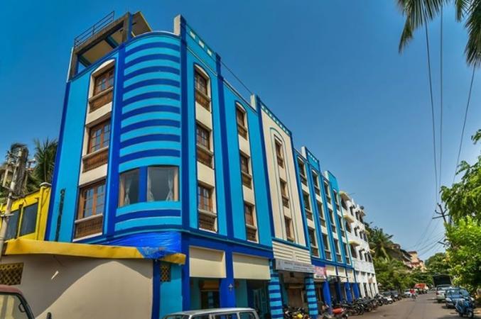 Hotel Avisha Residency Vasco-da-gama Goa - Banquet Hall