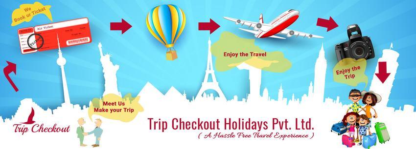 Trip Checkout Holidays Private Limited | Delhi | Transportation