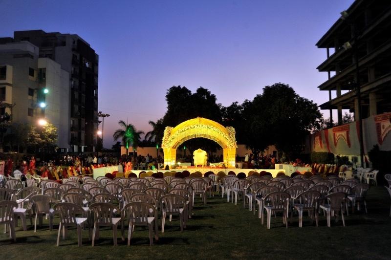 Milan Party Plot, Sama Savli Road, Baroda