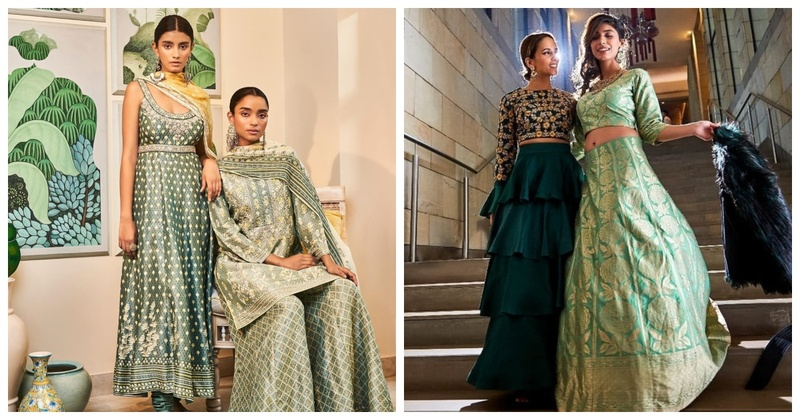 Hosting your 1st post-wedding Eid party Here's what you should wear!