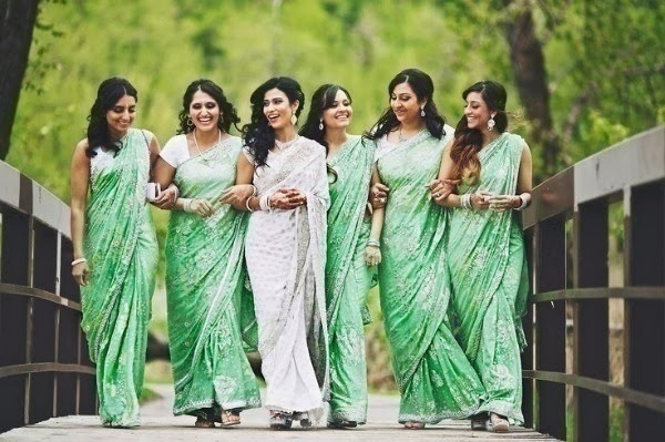 Trending! Indian Bridesmaid Dresses that Are Drop Dead Gorgeous
