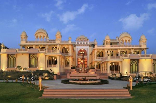 Jai Bagh Palace, Kukas, Jaipur