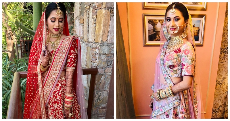 Meet Kamakshi Soni, an Ace Makeup Artist for Your Big Day